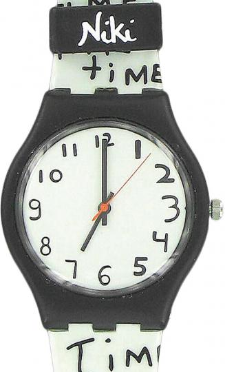 Armbanduhr »Time« nach Niki de Saint Phalle.