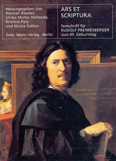 Ars et Scriptura. Festschrift für Rudolf Preimesberger zum 65. Geburtstag.