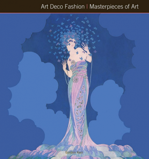 Art Deco Fashion. Masterpieces of Art. Mode des Art déco.