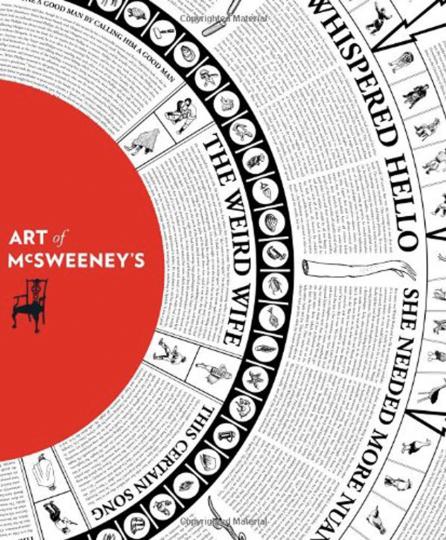Art of McSweeney's.