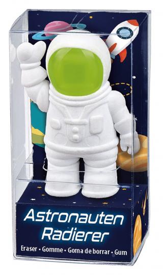 Astronauten-Radierer.