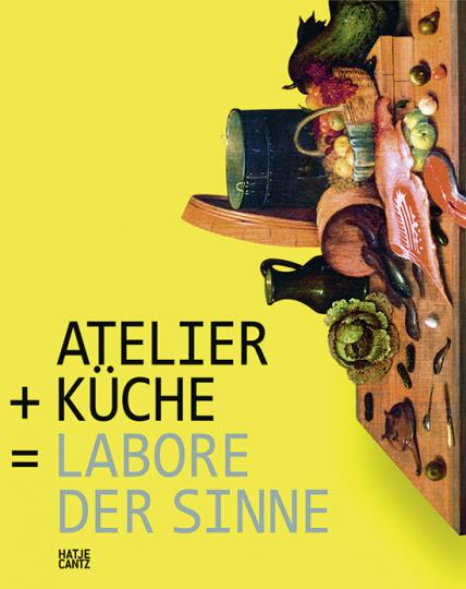 Atelier + Küche = Labore der Sinne.