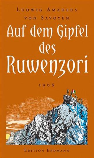Auf dem Gipfel des Ruwenzori 1906.
