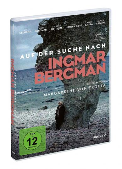 Auf der Suche nach Ingmar Bergman DVD