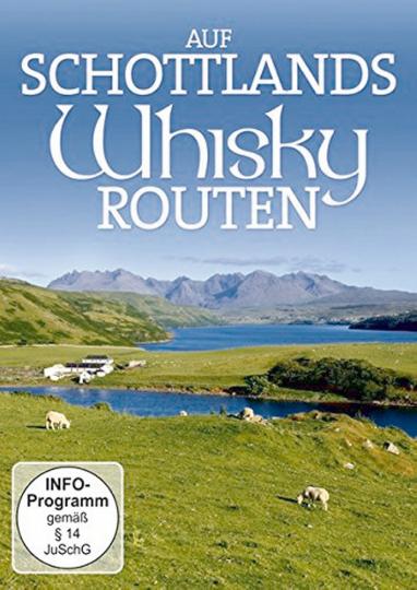 Auf Schottlands Whisky Routen DVD