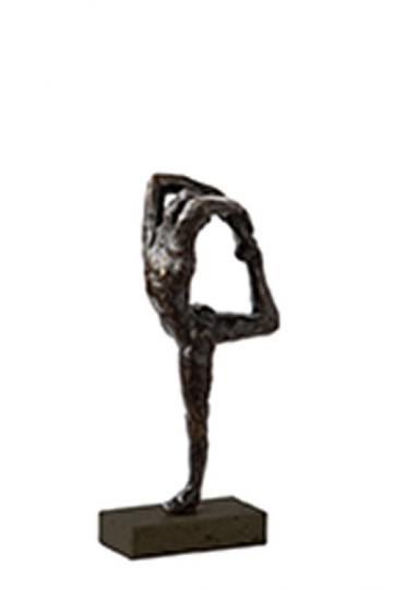 Auguste Rodin »Tanzbewegung A«, um 1910.