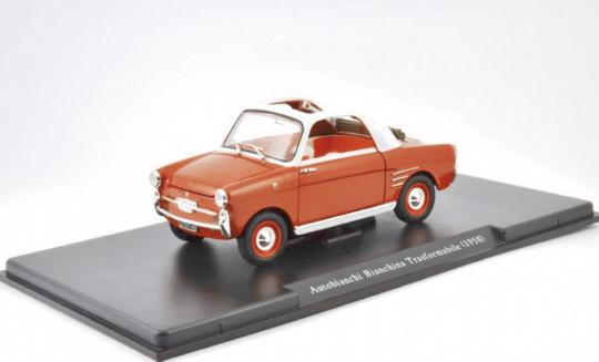 Autobianchi 1958 Transformabile - Modell 1:24