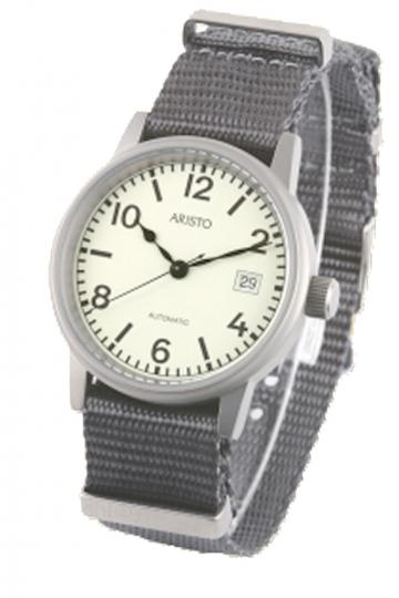 Automatik-Armbanduhr »U-Boot«.