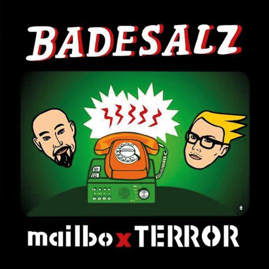 Badesalz. Mailbox-Terror. CD.