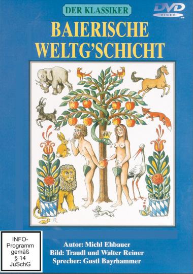 Baierische Weltg´schicht DVD