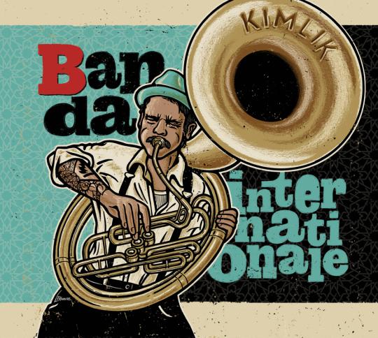 Banda Internationale. Kimlik. CD.