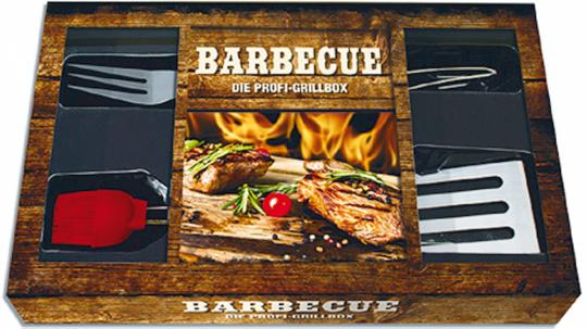 Barbecue - Die Profi-Grillbox