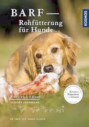 BARF - Rohfütterung für Hunde.