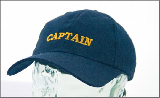 Baseball-Cap »Captain«.