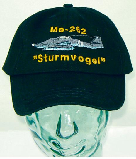 Baseballkappe ME-262 Sturmvogel.
