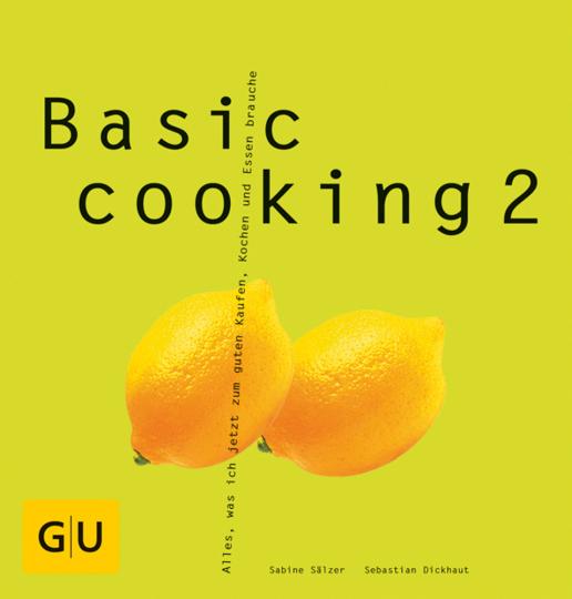 Basic Cooking 2.