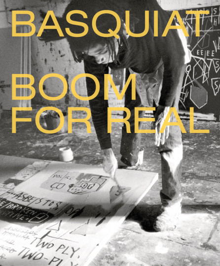 Basquiat. Boom for Real.