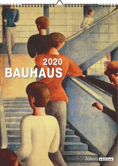 Bauhaus 2020. Wandkalender.