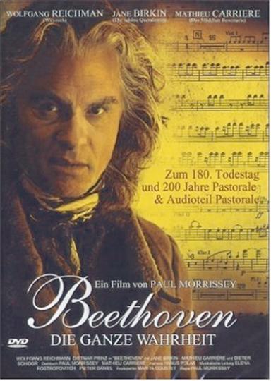 Beethoven. Die ganze Wahrheit. DVD.