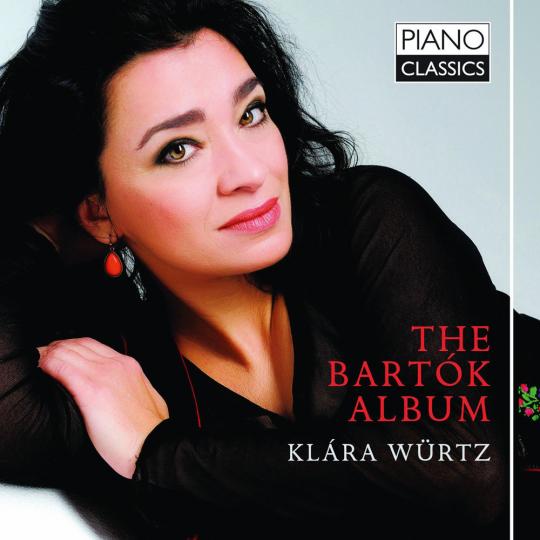 Bela Bartok. Klavierwerke. CD.