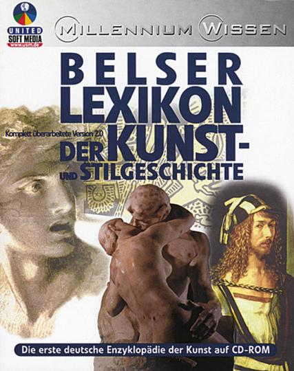 Belser Lexikon der Kunst und Stilgeschichte