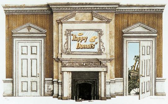 Bengt Böckman. »Happy Donats«