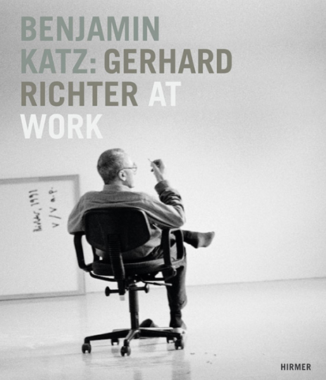 Benjamin Katz. Gerhard Richter at Work.