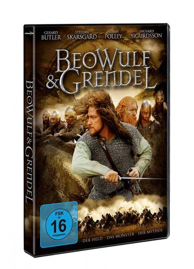 Beowulf und Grendel. DVD