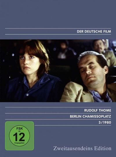 Berlin Chamissoplatz. DVD.
