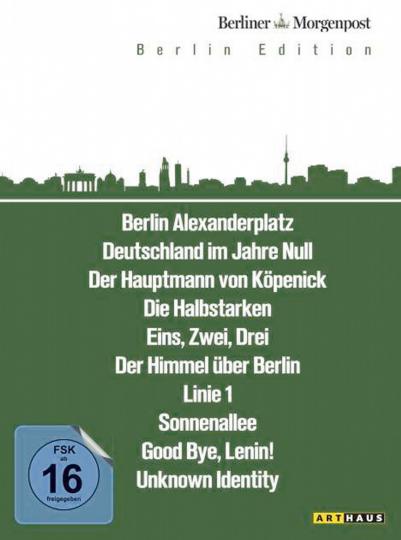 Berlin Edition 10 DVDs