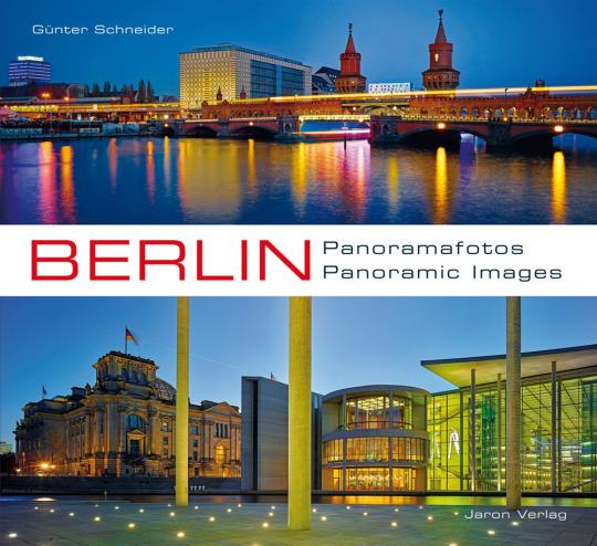 Berlin - Panoramafotos. Panoramic Images.