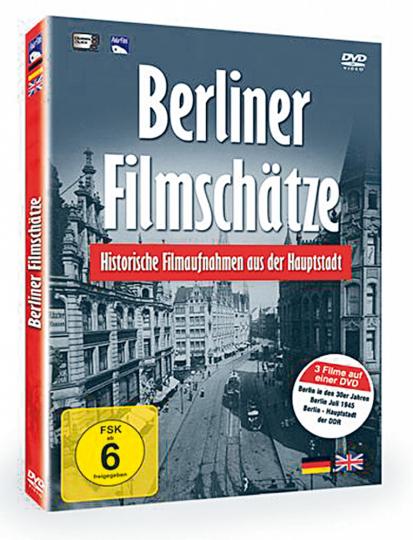 Berliner Filmschätze. DVD.