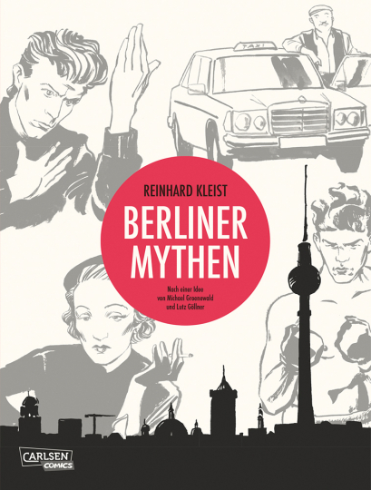 Berliner Mythen. Graphic Novel.