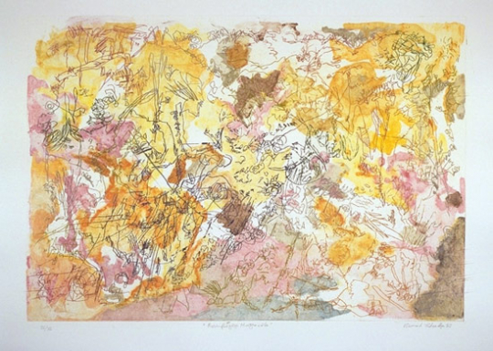 Bernard Schultze »Rosafingrige Morgenröte«