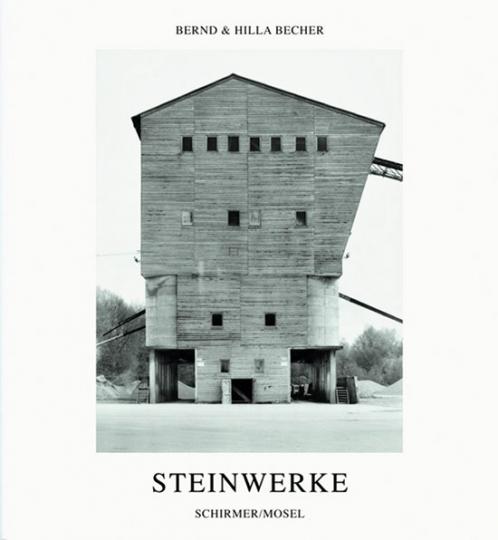 Bernd & Hilla Bercher. Steinwerke und Kalköfen.