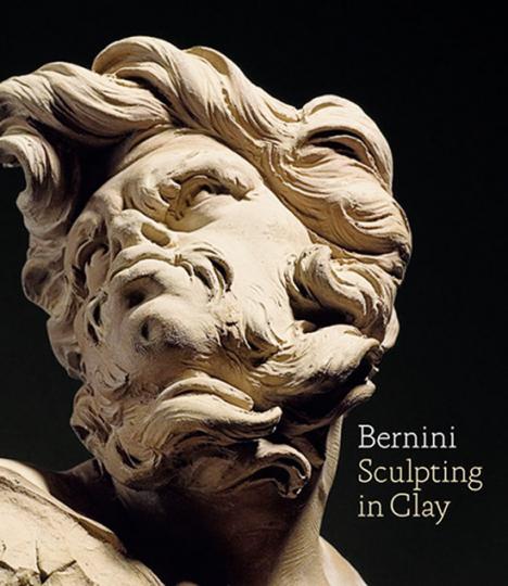 Bernini. Skulpturen in Ton. Sculpting in Clay.