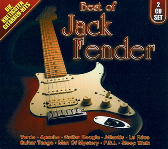 Best of Jack Fender 2 CDs