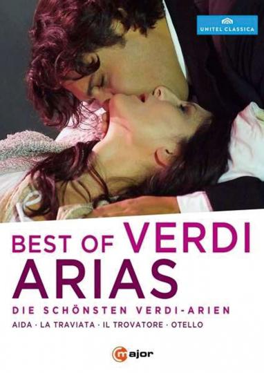 Best of Verdi Arias - Die schönsten Verdi-Arien. DVD.
