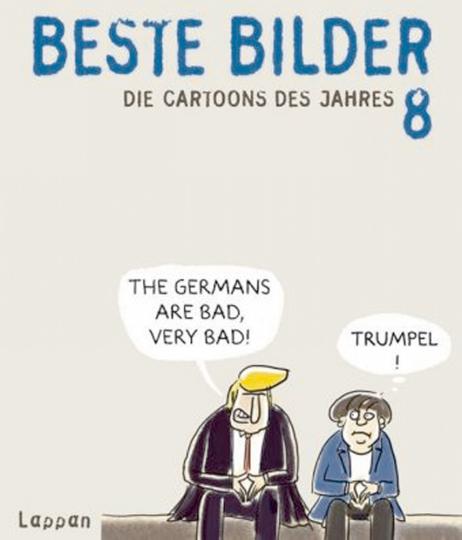 Beste Bilder 8. Die Cartoons des Jahres.