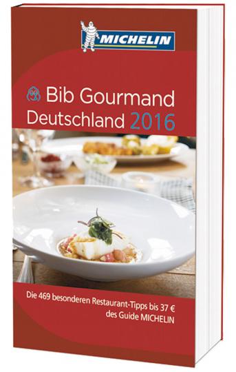 Bib Gourmand Deutschland 2016