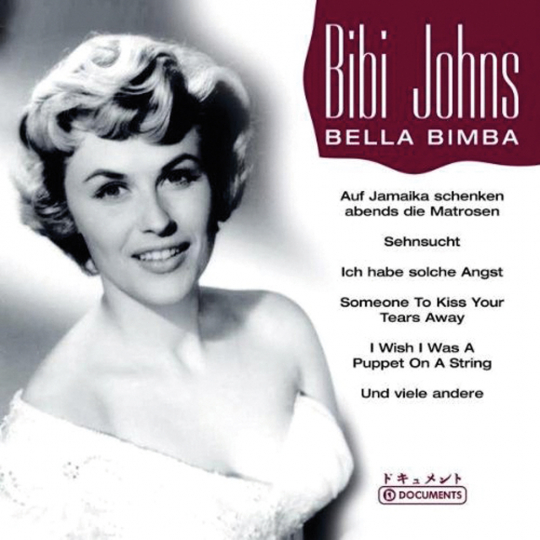 Bibi Johns. Bella Bimba. CD.