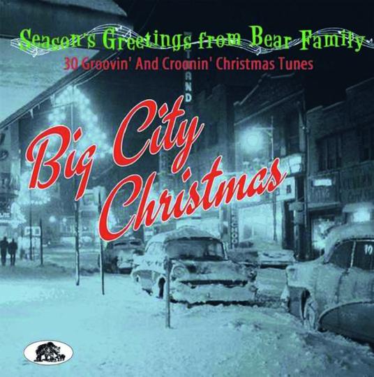 Big City Christmas. CD.