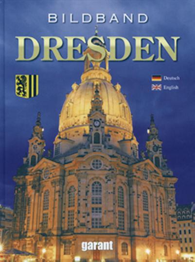 Bildband Dresden