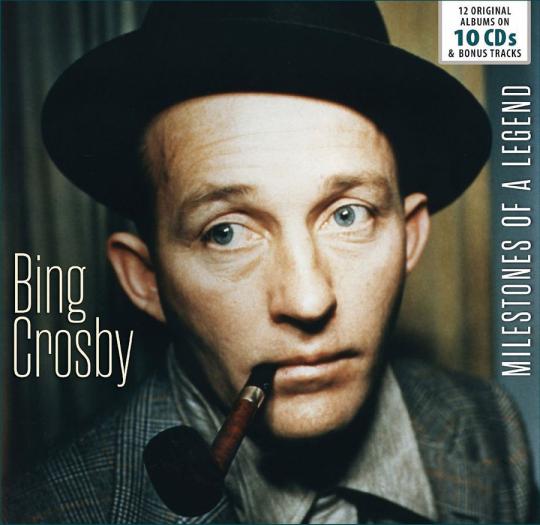 Bing Crosby. 12 Original Albums. 10 CDs.