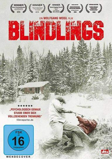 Blindlings. DVD.