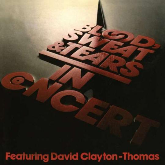 Blood, Sweat & Tears. In Concert 1975. 2 CDs.