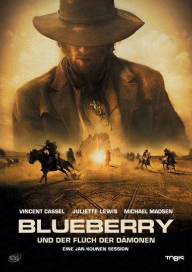 Blueberry und der Fluch der Dämonen. DVD.