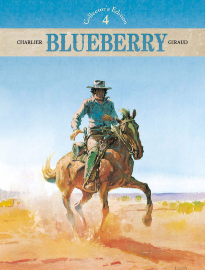 Blueberry. Collector's Edition 04.