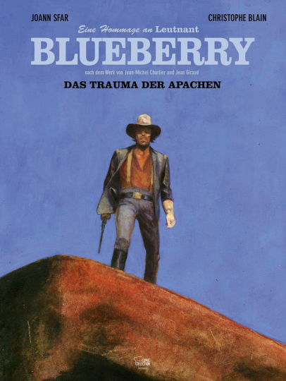 Das Trauma der Apachen. Eine Hommage an Leutnant Blueberry.