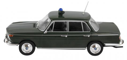 BMW 2000 TI 1966 Polizei - Modell 1:18